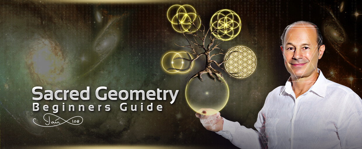 Sacred Geometry-Beginners Guide-Website Banner-Ancient Gold