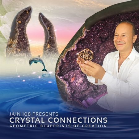 Crystal Connections: Geometric Blueprints Of Creation